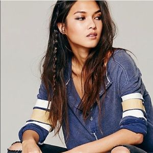 Free People   We The Free   Game Time Henley XS